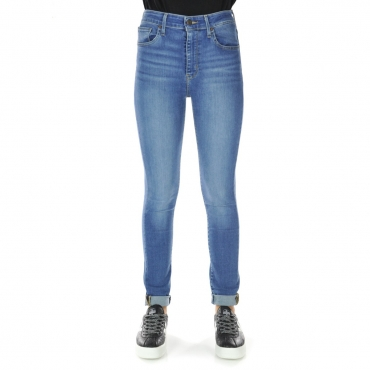 Jeans Levis Donna 721 High Rise Skinny Dustitw L 30 0130 DUST WIND