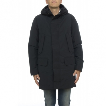 Piumino - P4318m copy7 artic parka sfoderabile 1177 - Grey Black