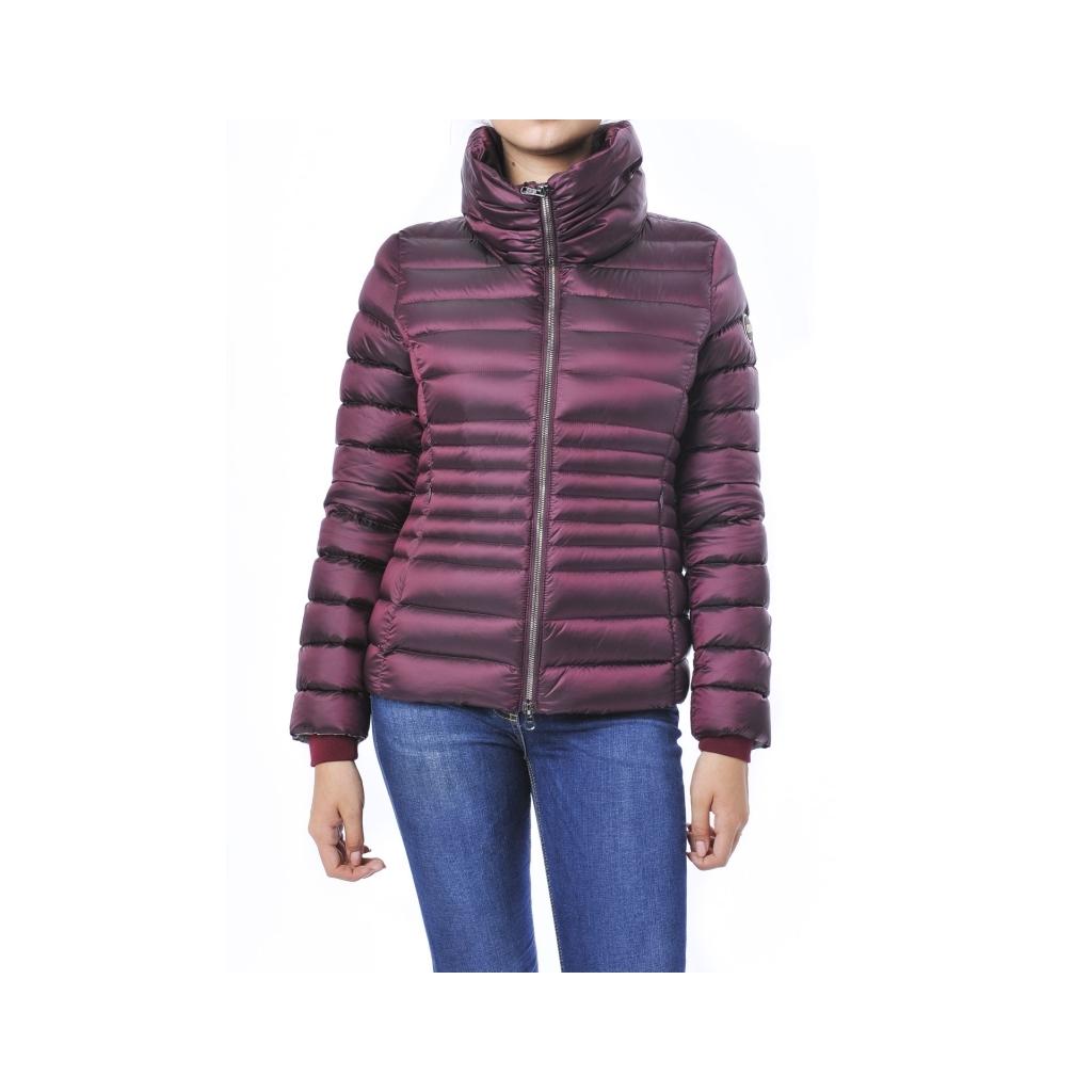 online retailer 7747f 987de Duvet with high collar and cuffs in Bordeaux shirt