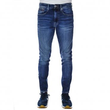 Jeans Tommy Hilfiger Jeans Uomo Modern Tapered 911 DARK BLUE