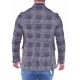 Slim fit elast jacket in check pattern CHAMPION