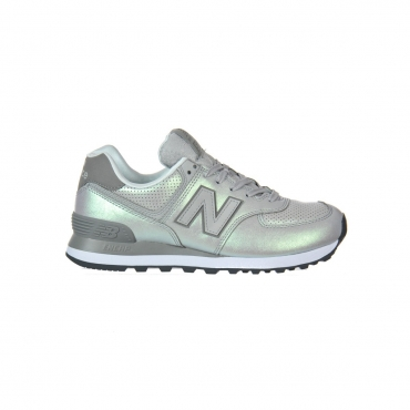 Scarpa New Balance Donna 574 Synt Leather Lifest Ksc KSC RAIN CLOUD